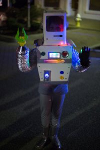 strój robota