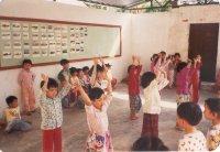 występ w przedszkolu